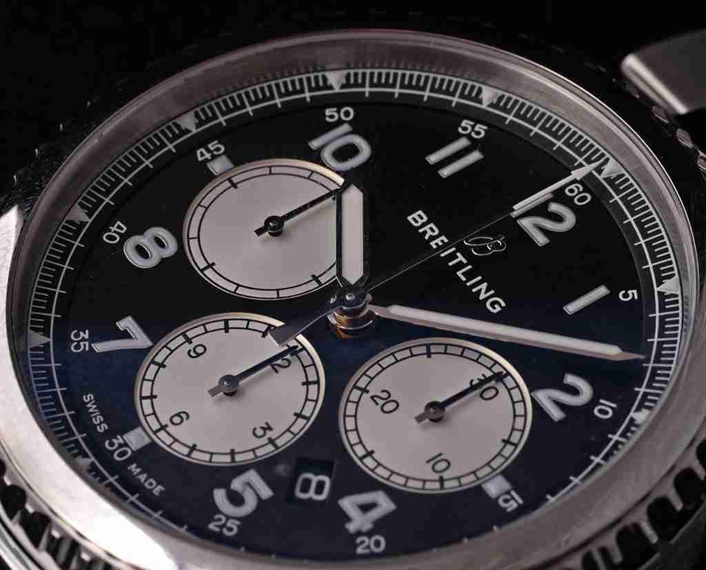 Replica Uhren Breitling Navitimer 8 B01 Chronographen Automatikaufzug Edelstahl 43mm