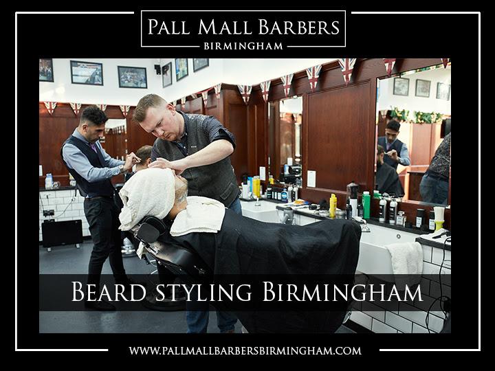 Beard Styling Birmingham