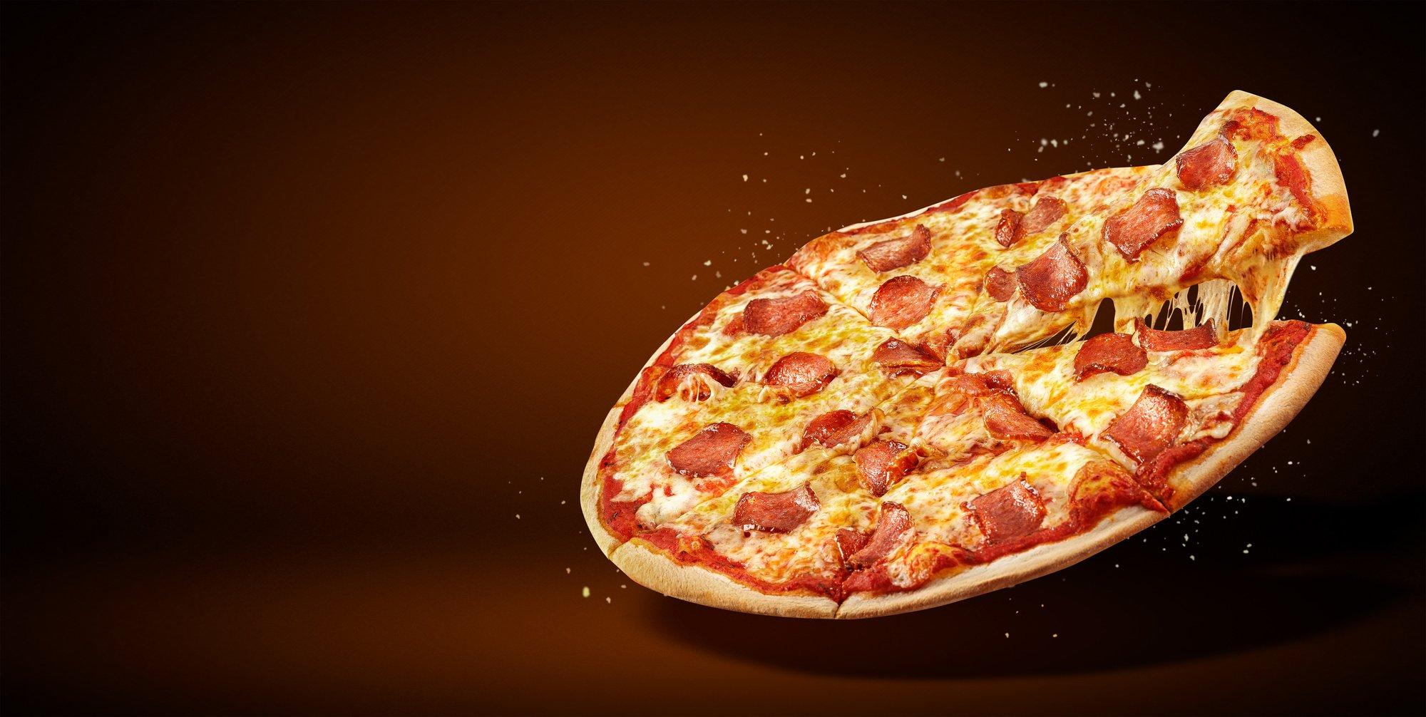 Pepperoni Pizza Chicago Il