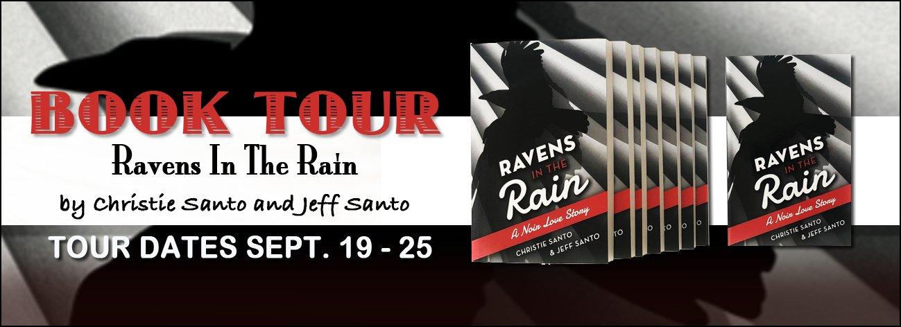 Ravens In The Rain - Book Tour